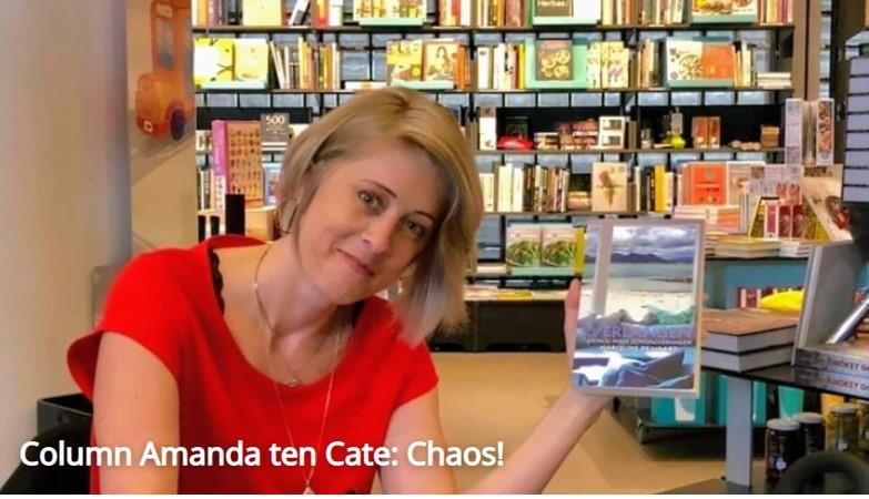 Amanda ten Cate -column
