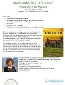 Boeklancering Terugkeer 31-10 blogformaat
