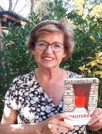 Margareth leest Thuisreis klein