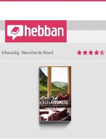 Schandalig Hebban - website